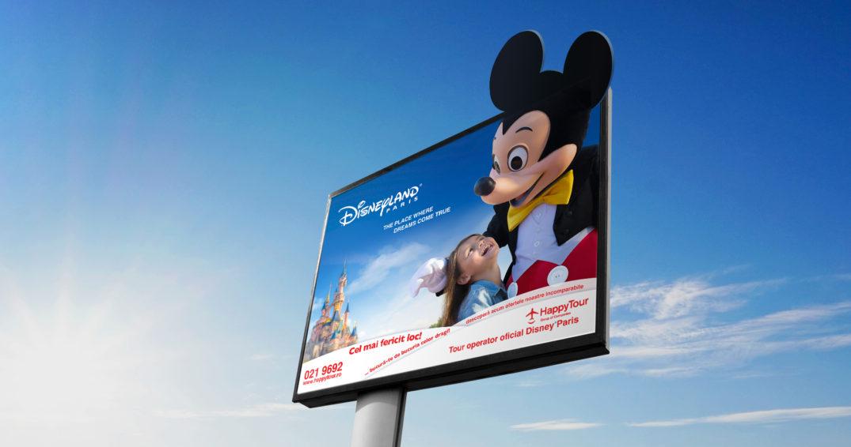 happy tour  u2013 disneyland  u2013 the mansion advertising